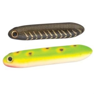 A weedless Spook – perfect alternative to a frog!