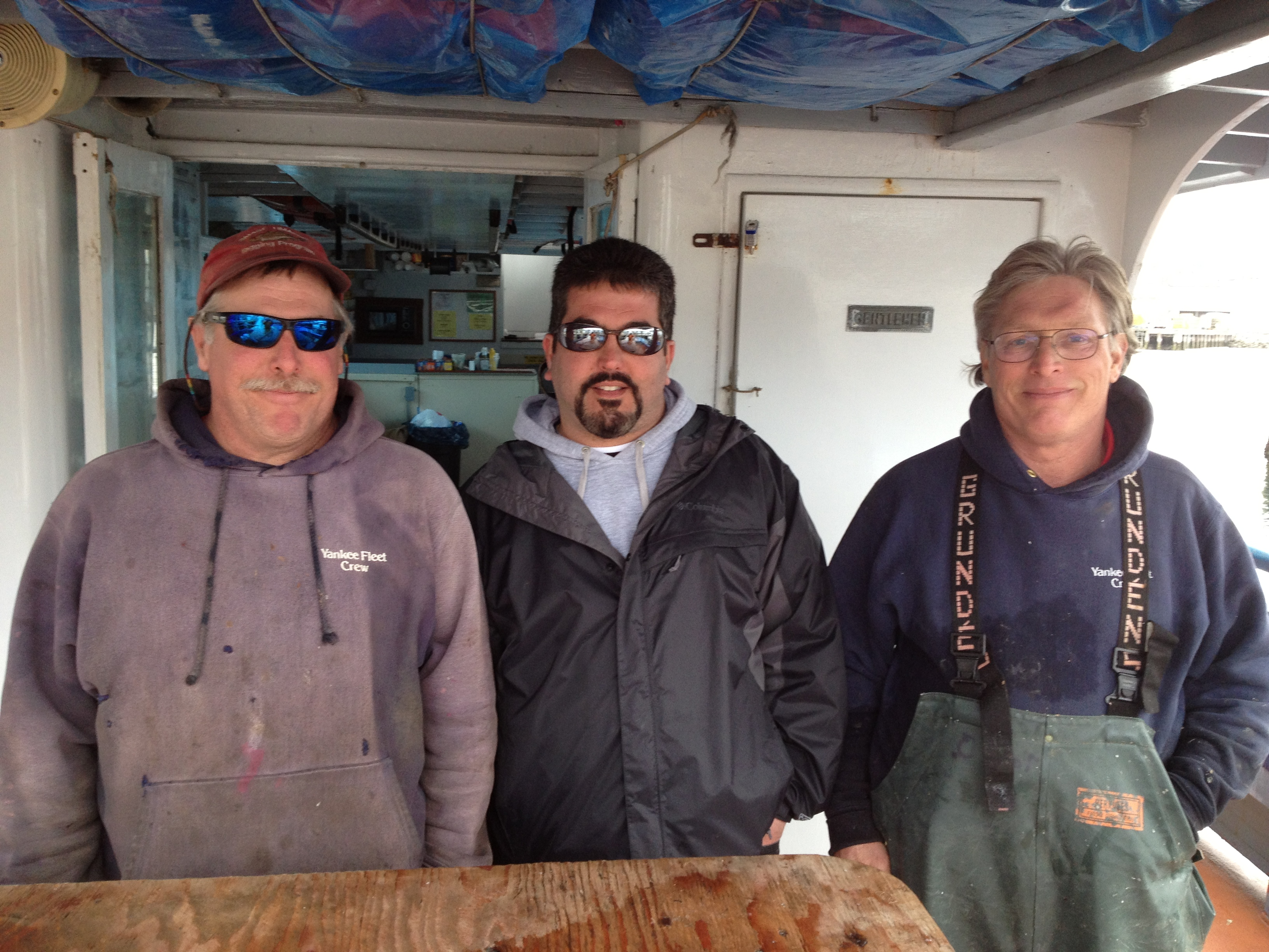 Yankee fleet deep sea fishing gloucester ma wicked for Yankee captains fishing