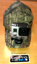Go Pro DIY Mount - Wicked Fishah